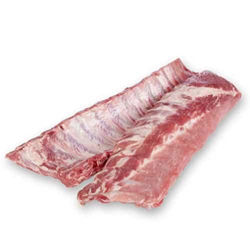 Costilla de Cerdo Baby Back USA el salvador diaco carne