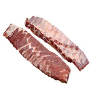 Costilla de Cerdo St Louis USA diaco carne el salvador
