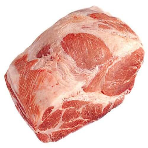Nuca de Cerdo USA Boston Butt carne diaco el salvador