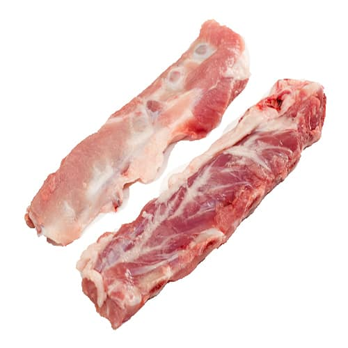 Costilla de Cerdo Riblet USA carne el salvador diaco