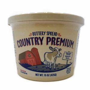 Country Premium Tarro de Margarina el salvador diaco