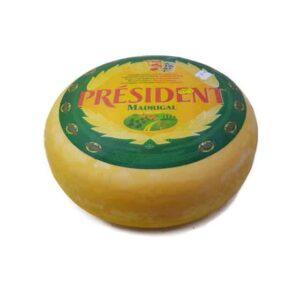 President Madrigal Rueda Maasdam diaco el salvador lacteo queso