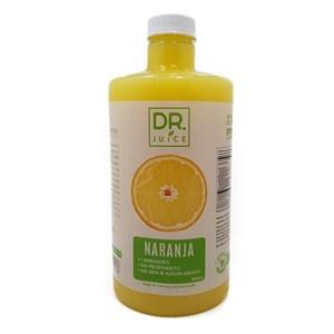 Dr. Juice Naranja bebida natural diaco el salvador