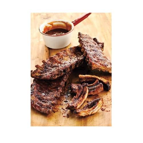 carne de res asada