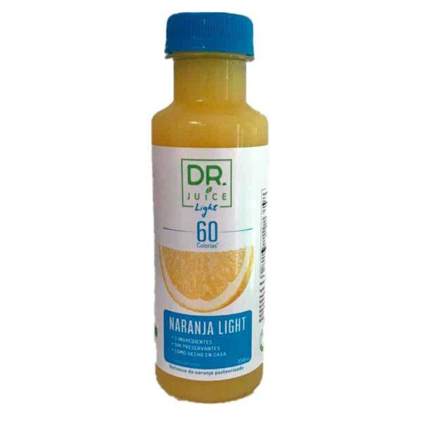 Naranja Bebidas Diaco El Salvador Jugo de Naranja Light Dieta