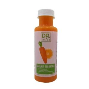 Jugo de Naranja Zanahoria Dr Juice Diaco El Salvador Bebidas